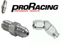Turbo Oil Feed Fittings - Stainless Steel NZ NZKW aeorflow proflow earls speedflow russell