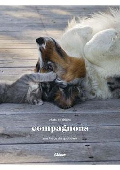 """Couverture de l'ouvrage """"Compagnons"""" de Charlotte Dumas"""