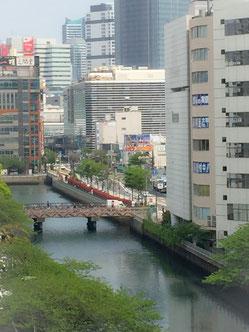 シェアネス横浜からの風景