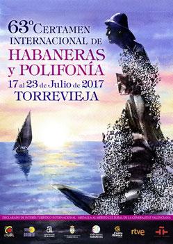 Fiestas en Torrevieja Certamen de Habaneras