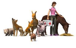 Tierärztin Australien