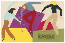 """Il giardino di Matisse, omaggio a """"la danza"""""""