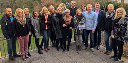 Gruppenfoto nach dem Treffen