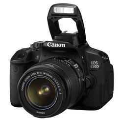 Canon 650D APS-C 18.0 Megapixels