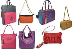 Venta de bolsos y carteras por catalogo en Argentina