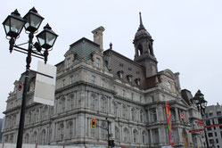 Das Rathaus von Montreal