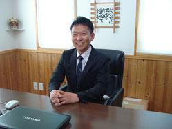 有限会社えにし 代表取締役 松本秀樹