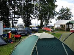 Veranstaltungen, Events und Incentives auf Naturcamping ZWEI SEEN am Plauer See © www.zweiseen.de