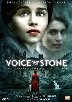 Voice From The Stone de Eric D. Howell - 2017 / Epouvante - Horreur