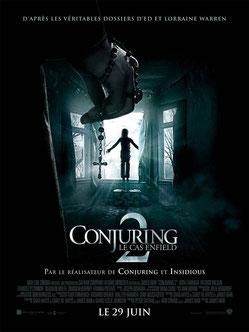Conjuring 2 - Le Cas Enfield - 2016 / Epouvante - Horreur