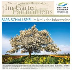 Titelfoto: Manfred Horvath, Rechte: Welterbe Naturpark Neusiedler See-Leithagebirge