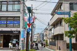 大川歯科クリニックのあるマンション