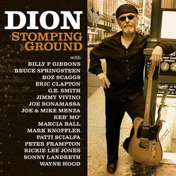 """Dion gibt enspannt Gas mit Freunden auf """"Stomping Ground"""" (KTBA Records/ Roughtrade Distribution)."""
