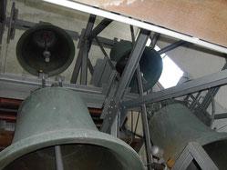 Ein Blick in den Glockenturm