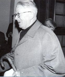 Prof. Dr. Georg Schnath, 1970. Städtisches Museum Göttingen