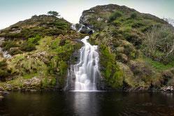 Der Assaranca Wasserfall bei Ardara