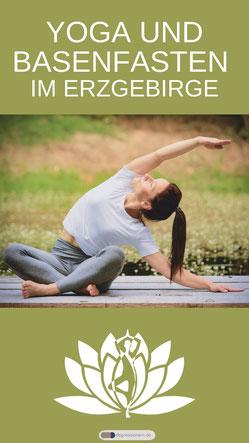 Yoga und Basenfasten in der schönen Natur des Erzgebirges - Yoga Retreat Deutschland