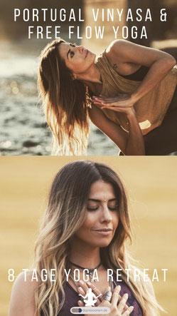 Yoga Retreat Portugal - 8 Tage Flow Water - Soul Yoga Retreat mit Selen Erman