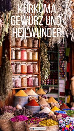 Heilwunder Kurkuma - Der Einsatz von Kurkuma bringt viele gesundheitliche Vorteile mit sich. Photo by Laura Cortesi on Unsplash