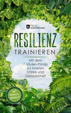 Resilienz trainieren: Mit dem 7-Säulen-Prinzip zur inneren Stärke und Gelassenheit - Bonus: 5 Techniken zur Stressbewältigung und Vorbeugung einer Depression von Felix Kohnthaler