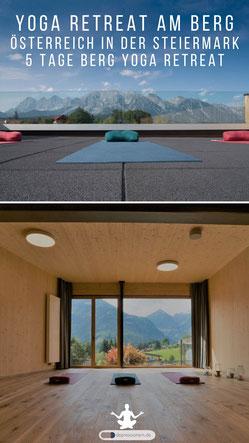 Berg Yoga Retreat in Österreich - Urlaub im Bergkristall heißt AUFWACHEN – BESSER FÜHLEN! Belebender Wander und Yoga Urlaub in Österreich