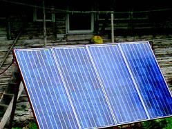 Stromversorgung Nationalpark - SOLARA