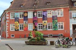 Die StadtGalerie: Außenansicht des Haus Löwenberg