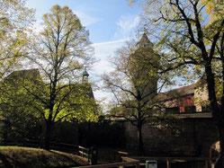 Burg Nürnberg, Burggrafenburg