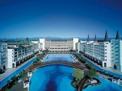 Madran Palace Antalya
