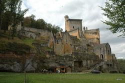 PHOTOS château de Commarque CLIQUEZ