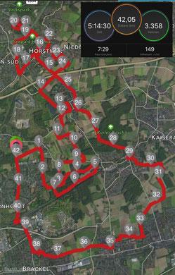 Mattin Marathon