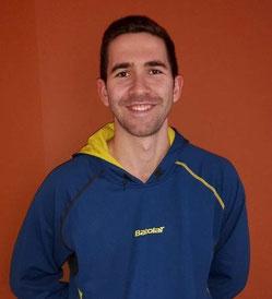 Glücklich über den Aufstieg: Doppel und Mixedspezialist Philipp Wachenfeld