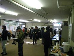 浜名湖をめぐる研究者の会の様子