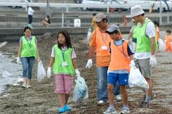 夏休み環境学習「浜名湖ECO探検隊」