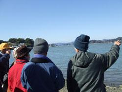日本野鳥の会遠江 浜松市北区伊目にて