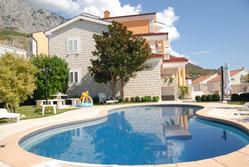 Виллы и апартаменты в Хорватии. Аренда апартаментов в Хорватии