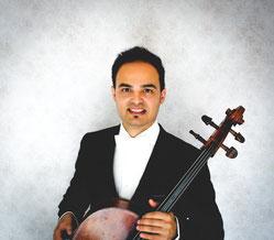 Nicolas Faure, Violoncelle