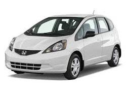 Rent Honda Fit Zambia