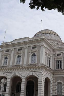 シンガポール オーチャードから国立博物館へ