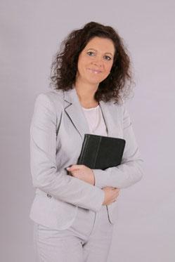Barmer-Regionalgeschäftsführerin Cynthia Pietsch-Stein.