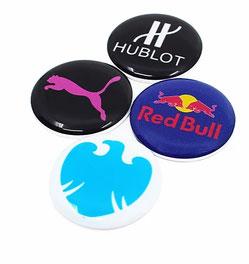 Ballmarker, Golf Ballmarker, Ballmarker bedrucken, Ballmarker mit Logo