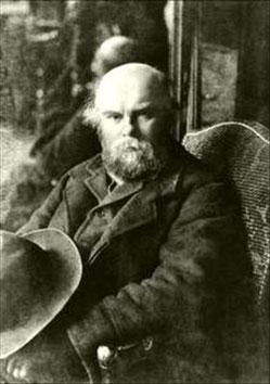 Paul Verlaine (1844-1896), poeta e amante di Rimbaud