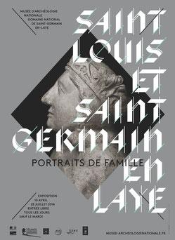 SAINT LOUIS ET SAINT-GERMAIN-EN-LAYE, PORTRAITS DE FAMILLE