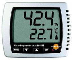 Termohigrometro testo608