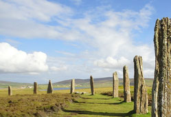 Ring of Brodgar auf den Orkneys