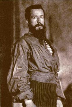 П.Е. Щербов, около 1900 года