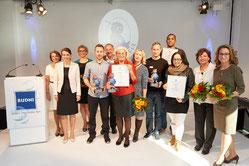 Verleihung des Budnianer-Hilfe-Preises