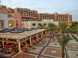 Shangri-La Hotel in Muscat
