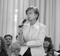 Barbara Eschen, Sprecherin lak Berlin