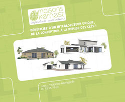 Maisons Kernest, votre constructeur maison quilly 44750
